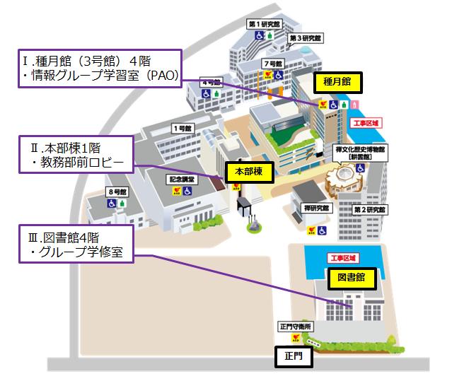 駒澤大学 センター利用