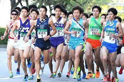 陸上競技部が「第48回全日本大学...