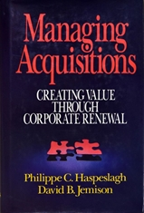 『Managing Acquisitions』