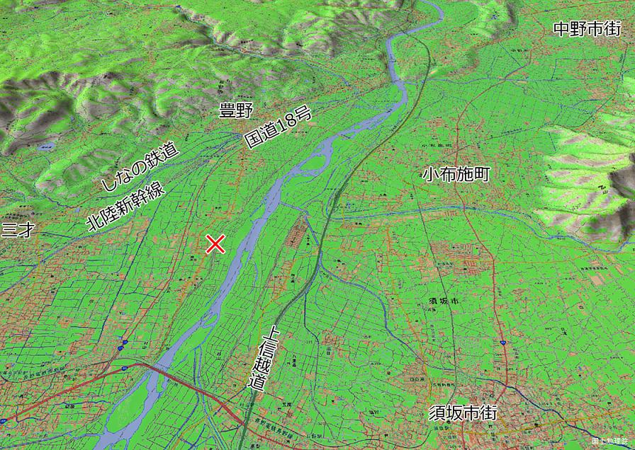 あきる野 市 秋川 氾濫